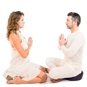 Tantra Gathering couple